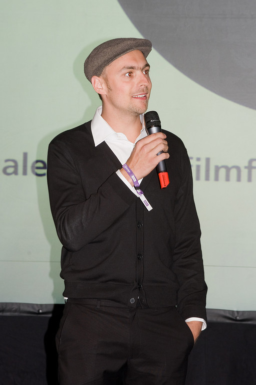 Max Mutzke, beim Spotlight, Internationale Werbefilmfestival am 05.03.10 in Mannheim
