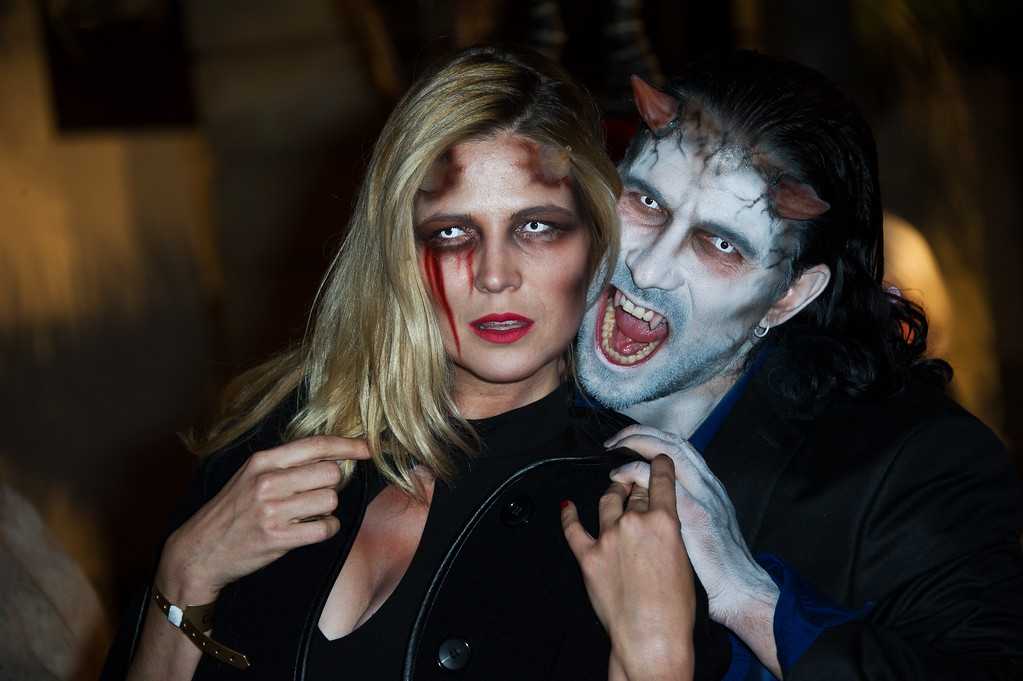 Horror Glam Night am 13.10.15 im Europapark in Rust