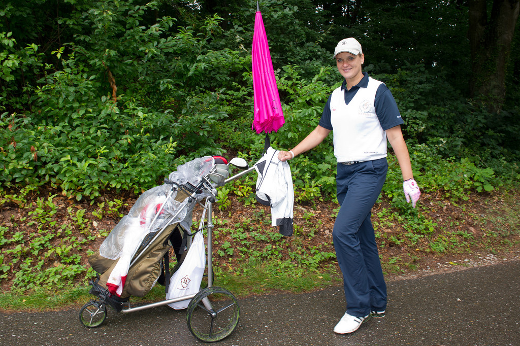 Susi Erdmann,  bei dem finanzwelt EAGLES Charity Golf Cup 2012 am 06.08.12 in  Baden-Baden
