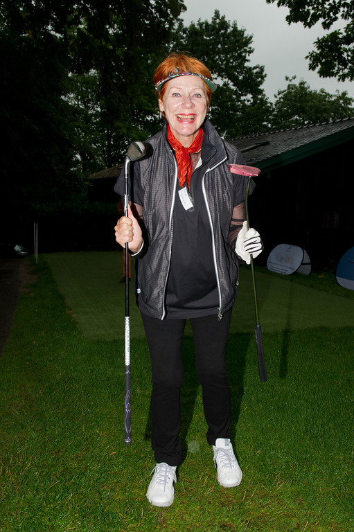 Viktoria Brams,  bei dem finanzwelt EAGLES Charity Golf Cup 2012 am 06.08.12 in  Baden-Baden