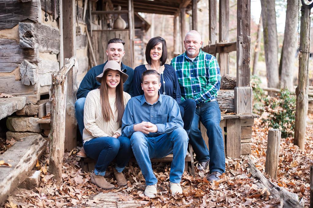Martin Family: Fall 2016