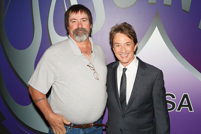 Martin Short performs at The Joint