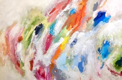 "Hibberd C, 40""x60"" acrylic on canvas"