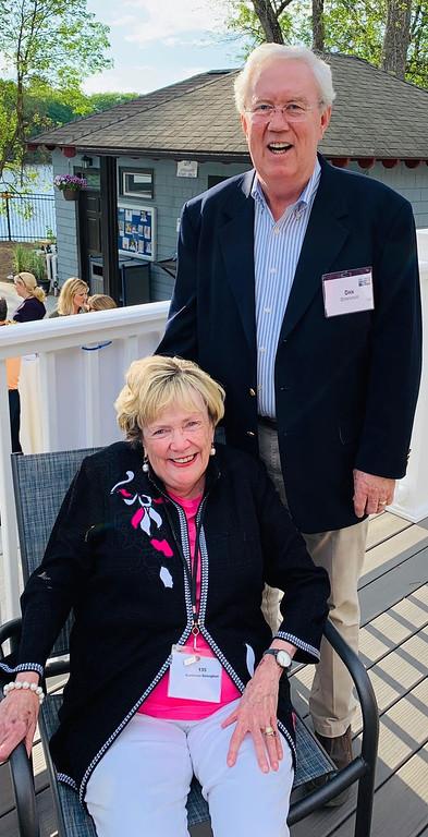. Kathleen and Dan Donoghue of Dracut