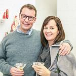 John and Amanda Schriber.