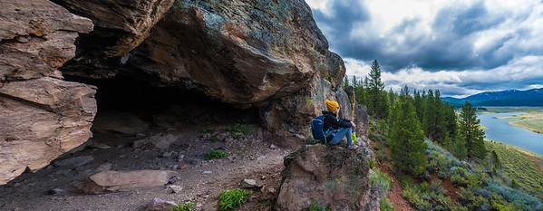 Truckee Cave