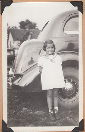 Judy photo album 1 162 Woodbourne NY 1935