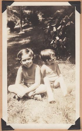 Judy photo album 1 128 July 1933