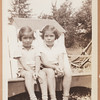 Judy photo album 1 161 Woodbourne NY 1935