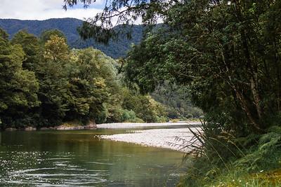 Maruia River Valley