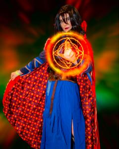 Doctor Strange - Genderbend
