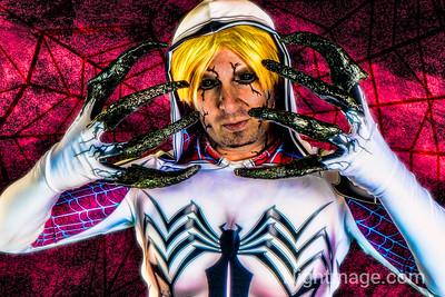 Spider Gwen - Genderbend