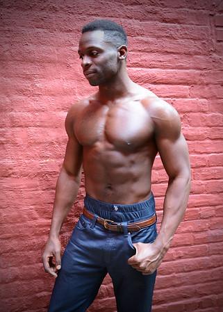 Marvin Smith photoshoot
