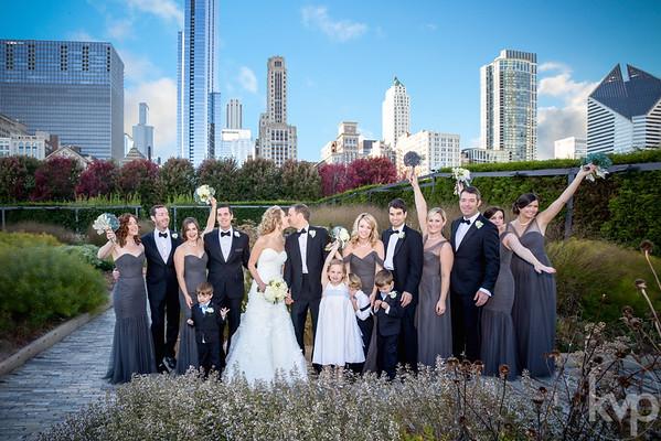 5: MB & A Bridal Party