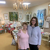 Mary Donnellan Interiors associate May Frediani and owner Mary Donnellan Main, both of Chelmsford