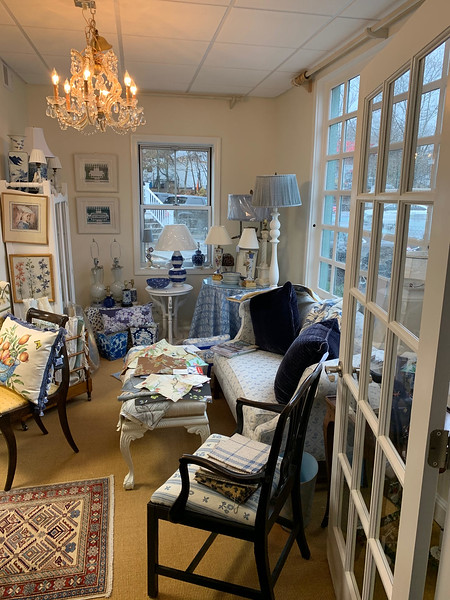 A look inside Mary Donnellan Interiors