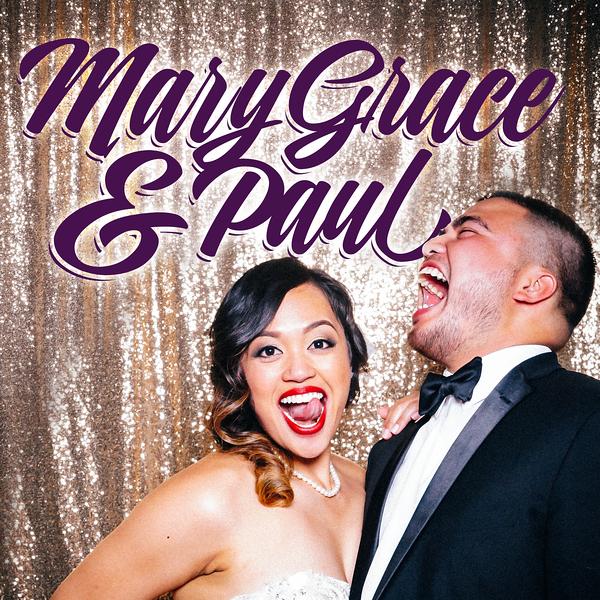 Mary Grace and Paul Wedding