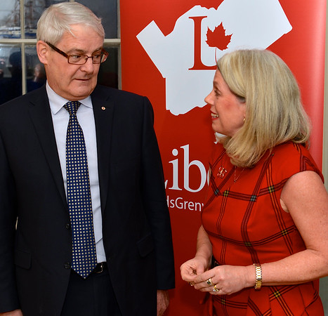 Mary Jean McFall Fundraiser with Marc Garneau