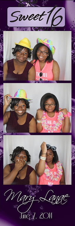 Mary Lanae's Sweet 16