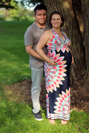 Mary + Luis Maternity
