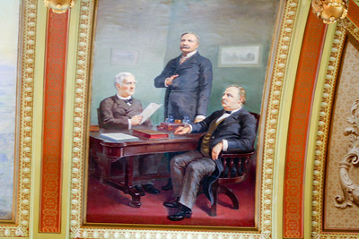 Artwork in the State Capitol