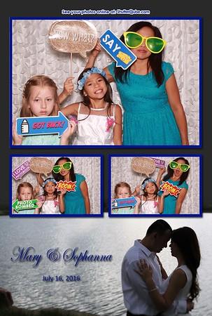 Mary & Saphanna
