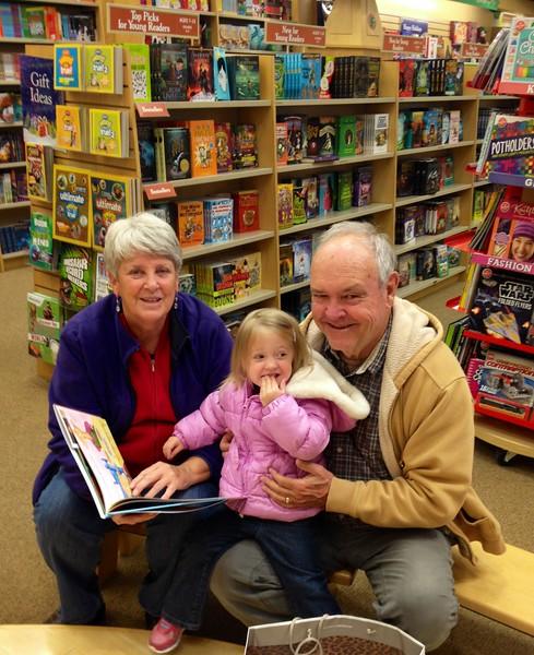 MaryAnne, Ada & David 11/22/2013