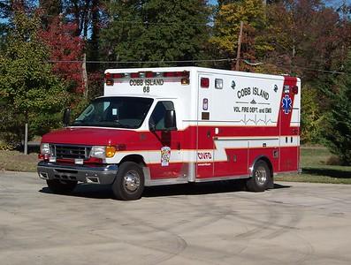 ex Ambulance 68