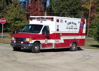 ex Ambulance 69