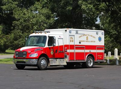 Paramedic Ambulance 8-9