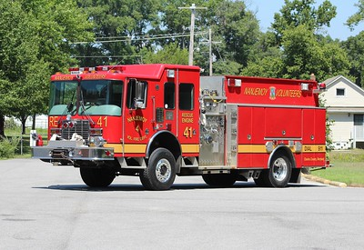 Rescue Engine 141