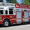 Beltsville Volunteer Fire Department<br /> Prince George's County, MD - Company 31<br /> Truck 31<br /> 2006 Pierce Dash 105' RM aerial<br /> Pierce #18241 (ex Pierce stock rig)