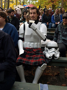 What the best dressed Storm Troopers are wearing these days.
