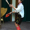Hilby the Skinny German Juggle Boy at the Maryland Renaissance Festival, September 8, 2013.
