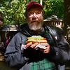 Hot Dog!  Maryland Renaissance Festival, Crownsville, Maryland, October 13, 2012