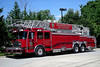 Brooklyn Park Truck 31: 2009 E-One Cyclone 100'<br /> x-Oak Lawn, Illinois