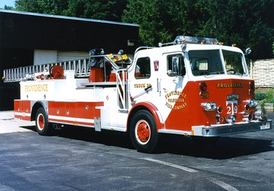 Company 29 - Providence Fire Company - Mike Sanders