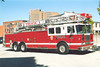 Baltimore City Truck 1: 2004 Seagrave 100'