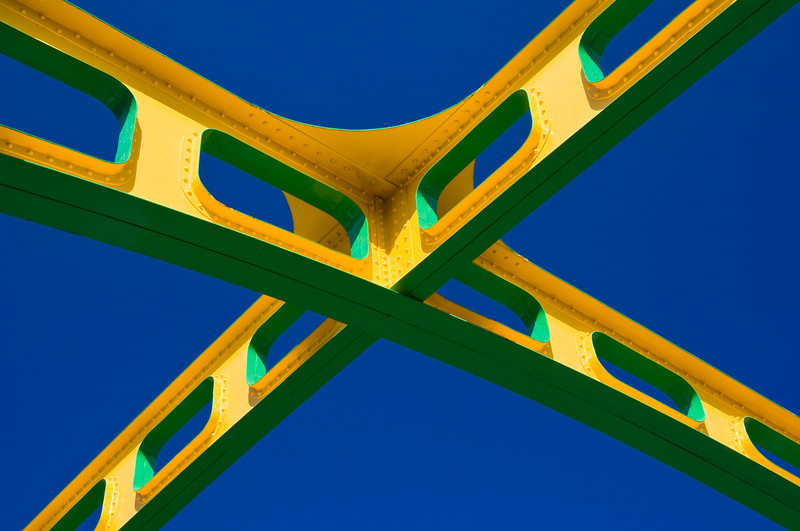 blue green crossings
