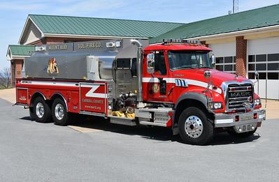 Company 1 - Mount Airy Fire Company - Mike Sanders