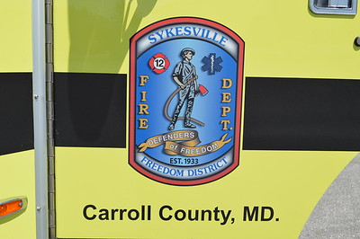The Sykesville-Freedom District Fire Department - Carroll County Station 12.