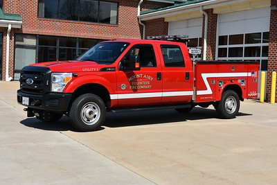 Utility 1 from Mount Airy, Maryland is this 2011 Ford F350/Knapheide and outfitted by DPC Emergency Equipment.