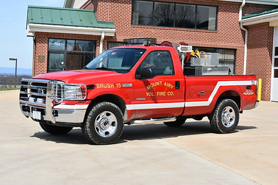 Brush 15 from Mount Airy, Maryland is this 2005 Ford F350/UPF with a 200/250.