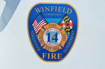 Winfield, Maryland - Carroll County Station 14.