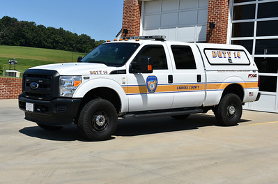 Duty 14 from Winfield, Maryland is a 2014 Ford F250 4x4.