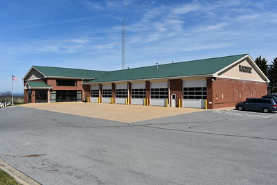 Mount Airy, Maryland is Fire Station 1 in Carroll County.