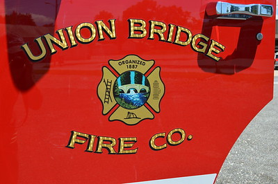Union Bridge, Maryland - Carroll County Station 8.