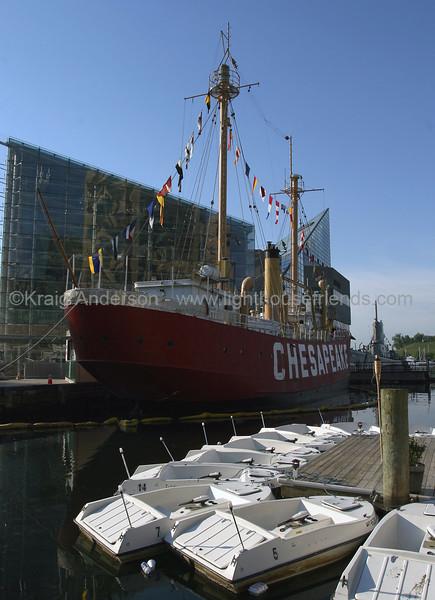 Chesapeake Lightship