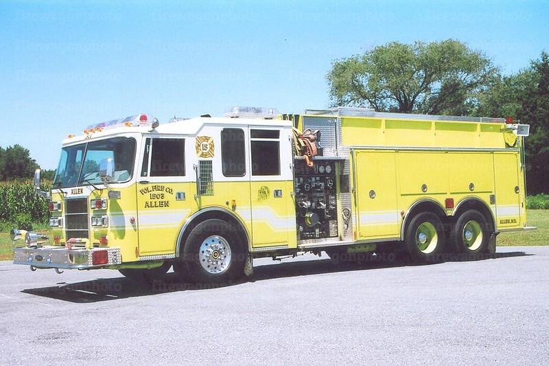 Allen Tanker 1503