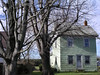 "Old house on <a href=""http://maps.google.com/maps?f=q&hl=en&q=salisbury,+md&ie=UTF8&z=17&ll=38.261266,-75.753694&spn=0.005476,0.013561&t=h&om=1"" target=""_blank"">Larry Lankford Road</a> in Somerset County, Maryland."